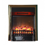 Электрический камин Bonfire Horton Brass (со звуком)