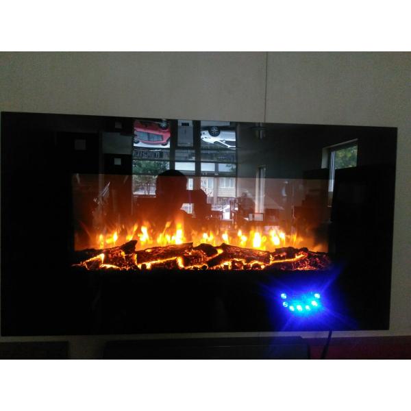 Настенный электрический камин Bonfire RLF-W01