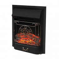 Электрический камин Bonfire Inver Black (со звуком)