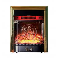 Электрический камин Bonfire Inver Brass (со звуком)