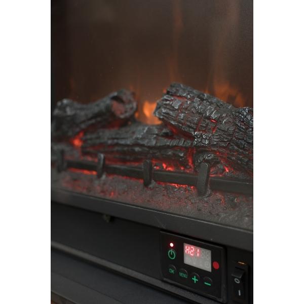 Каминокомплект электрический Bonfire Kanzas