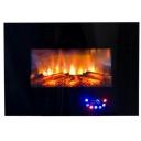 Настенный электрический камин Bonfire RLF-W07